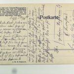 Feldpost der Brüder Georg und Carl Popp, item 72
