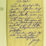 Feldpost der Brüder Georg und Carl Popp, item 80