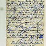 Feldpost der Brüder Georg und Carl Popp, item 92