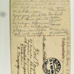 Feldpost der Brüder Georg und Carl Popp, item 100