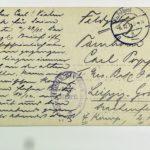 Feldpost der Brüder Georg und Carl Popp, item 104