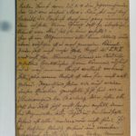 Feldpost der Brüder Georg und Carl Popp, item 106