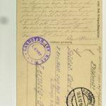Feldpost der Brüder Georg und Carl Popp, item 118