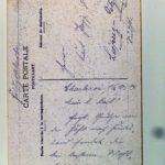 Feldpost der Brüder Georg und Carl Popp, item 122