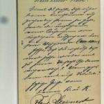 Feldpost der Brüder Georg und Carl Popp, item 128