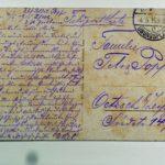 Feldpost der Brüder Georg und Carl Popp, item 130