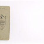 Willi Boldt`s Tagebuch 1914 bis 1918 Feldzug und Militärzeit, item 1