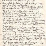 Mein Kriegsfreiwilliger (Gedicht, Verfasser anonym)