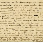 FRB - Correspondance entre le graveur Fernand Chalandre (1879-1924) et l'homme de lettres Raoul Toscan (1884-1946), item 2