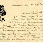 FRB - Correspondance entre le graveur Fernand Chalandre (1879-1924) et l'homme de lettres Raoul Toscan (1884-1946), item 5