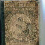 """Kinderbuch """"Vater ist im Kriege: Ein Bilderbuch für Kinder"""""""