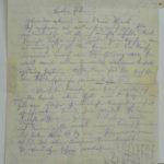Alwin Metz Feldpost November 1914 - Januar 1915: Verlegung in die Karpathen, item 2