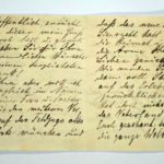 Alwin Metz Feldpost November 1914 - Januar 1915: Verlegung in die Karpathen, item 5