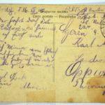 Alwin Metz kommt im Kriegsgefangenenlager Blagoweschtschensk an, item 2