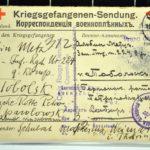 Alwin Metz´ 20. Geburtstag in russischer Kriegsgefangenschaft, item 1