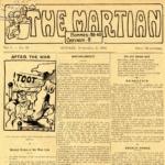 The Martian, journal publié par les soldats américains de l'Hôpital de Mars-sur-Allier