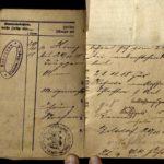 Militärpass von Peter Josef Hönig vom Westfälischen Ulanen-Regiment Nr. 5, item 12