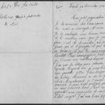 Lettre envoyée par Marcel Bourguignon à son père, 28 décembre 1914