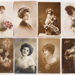 Postkaarten familie Beckers (Rummen).