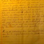 MOBILISATIE 1915, DAGBOEK OPA VAN DAM