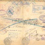 Zakenreis Rusland 1916 & 1917