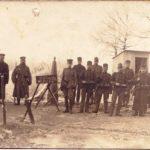 Neven in het Nederlandse en Belgische leger
