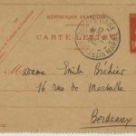 FRBNBU-160 Marc Bailly et sa théorie sur les gaz asphyxiants, chansonnette humoristique