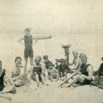 Heinrich von Timourou - Deutsche Soldaten am Strand