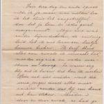 Brieven geschreven tussen 1913 en 1916, item 26