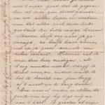 Brieven geschreven tussen 1913 en 1916, item 29