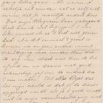 Brieven geschreven tussen 1913 en 1916, item 31