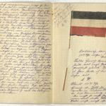 Tagebuch von Margarethe Wirringa