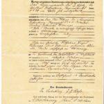 Sterbeurkunde von Friedrich Antonius Wirringa, item 2