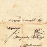 Foto, Briefe und Gedichte von Friedrich Antonius Wirringa, item 5