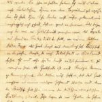 Foto, Briefe und Gedichte von Friedrich Antonius Wirringa, item 7