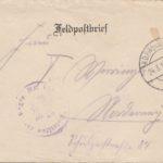 Foto, Briefe und Gedichte von Friedrich Antonius Wirringa, item 12