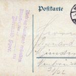 Joseph Spee - Briefe von der Front - vermisst in Maucourt, item 3