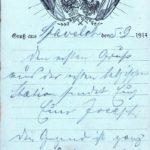 Joseph Spee - Briefe von der Front - vermisst in Maucourt, item 6