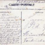 Joseph Spee - Briefe von der Front - vermisst in Maucourt, item 8