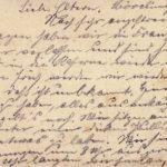 Joseph Spee - Briefe von der Front - vermisst in Maucourt, item 10
