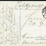 Joseph Spee - Briefe von der Front - vermisst in Maucourt, item 28