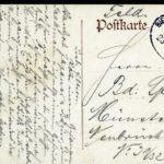 Joseph Spee - Briefe von der Front - vermisst in Maucourt, item 30