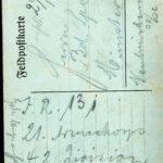 Joseph Spee - Briefe von der Front - vermisst in Maucourt, item 31