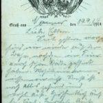 Joseph Spee - Briefe von der Front - vermisst in Maucourt, item 32