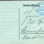 Joseph Spee - Briefe von der Front - vermisst in Maucourt, item 33