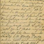 Joseph Spee - Briefe von der Front - vermisst in Maucourt, item 36