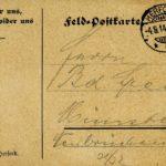 Joseph Spee - Briefe von der Front - vermisst in Maucourt, item 37