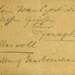 Joseph Spee - Briefe von der Front - vermisst in Maucourt, item 38