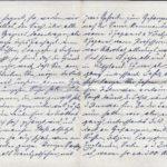 Joseph Spee - Briefe von der Front - vermisst in Maucourt, item 40