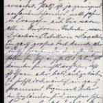 Joseph Spee - Briefe von der Front - vermisst in Maucourt, item 41